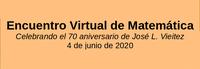 Encuentro Virtual de Matemática