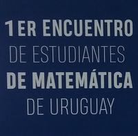 Fotos del Encuentro de Estudiantes de Matemática